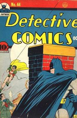 Detective Comics Vol. 1 (1937-2011; 2016-) (Comic Book) #44