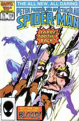 The Spectacular Spider-Man Vol. 1 (Comic Book) #119