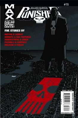 The Punisher Vol. 6 (Comic-Book) #75