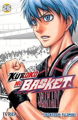 Kuroko no Basket (Rústica con sobrecubierta) #26