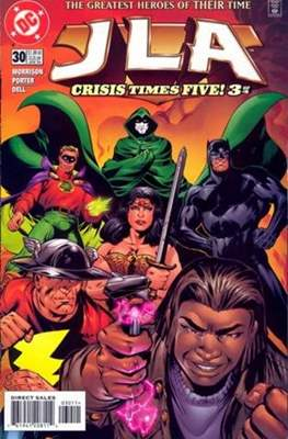 JLA Vol. 1 (1997-2006) (Comic-Book) #30