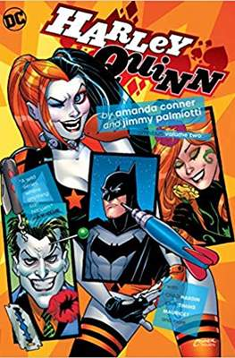Harley Quinn by Amanda Conner and Jimmy Palmiotti (Hardcover 760-864 pp) #2