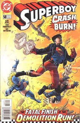 Superboy Vol. 4 #58