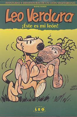 Leo Verdura ¡Éste es mi león!