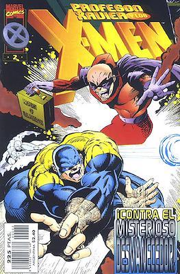 Profesor Xavier y los X-Men (Grapa. 17x26. 24 páginas. Color.) #2
