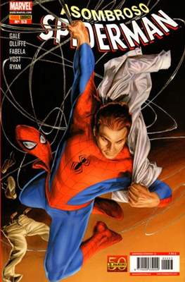 Spiderman Vol. 7 / Spiderman Superior / El Asombroso Spiderman (2006-) (Rústica) #53