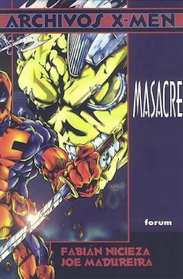 Archivos X-Men (1995-1998) (Rústica 96-256 pp) #8