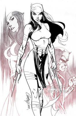Elektra Vol. 4 (Variant Cover) #1.7