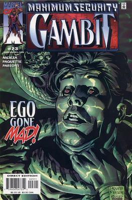 Gambit Vol. 3 (Comic-book) #23
