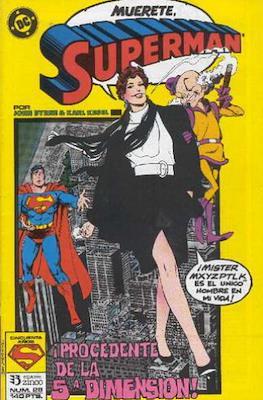 Superman: El Hombre de Acero / Superman Vol. 2 #28