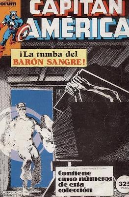 Capitán América Vol. 1 (1985-1992) (Retapado Rústica) #0.2