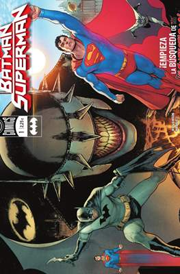Batman / Superman (2020-) (Grapa) #1