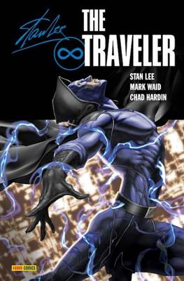 The Traveler (Rústica 96 pp) #1