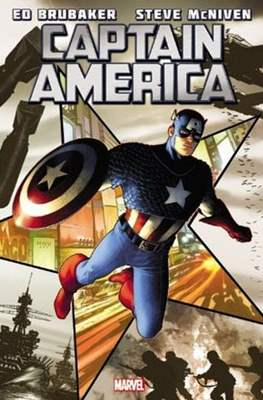 Captain America by Ed Brubaker (Hardcover) #1