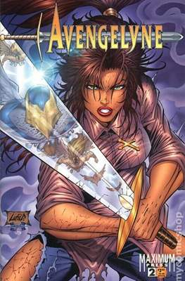 Avengelyne (1996-1997) #2
