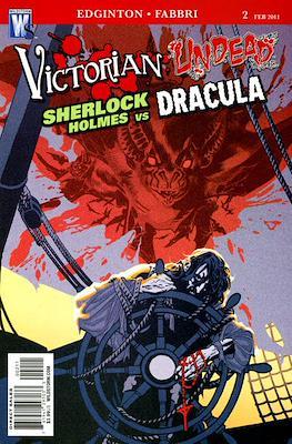 Victorian Undead: Sherlock Holmes vs. Dracula (Comic Book) #2