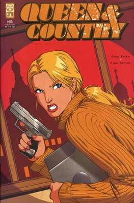 Queen & Country (Comic Book) #26