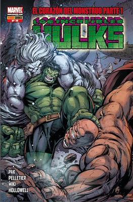 Los increíbles Hulks #10