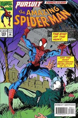 The Amazing Spider-Man Vol. 1 (1963-1998) (Comic-book) #389