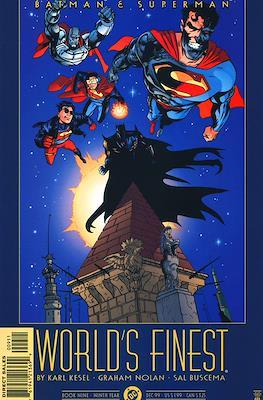 Batman & Superman: World's Finest (Softcover) #9