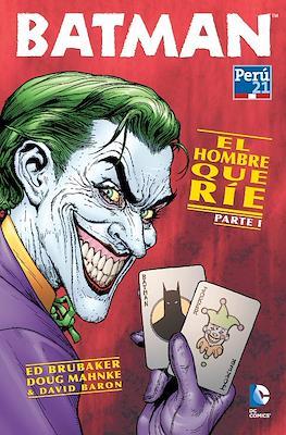 Batman: El Hombre que Rie (Grapa) #1