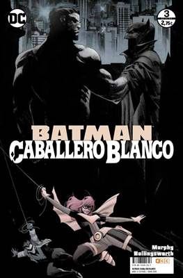 Batman: Caballero Blanco (Grapa. 32 páginas.) #3