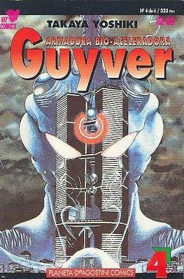 Armadura Bio-Aceleradora Guyver #4