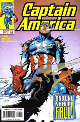 Captain America Vol. 3 (1998-2002) (Comic Book) #17