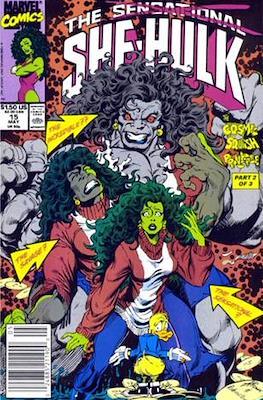 Sensational She-Hulk (1989-1994) (Grapa) #15