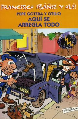 Francisco Ibáñez y olé! (Grapa, 32-48 páginas (2001)) #9