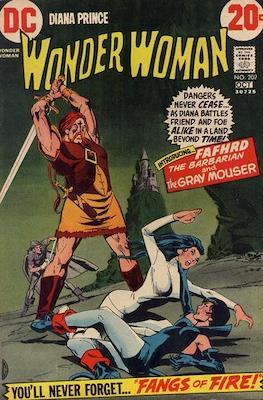 Wonder Woman Vol.1 (Comic Book) #202