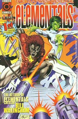 Elementals: The Vampire's Revenge