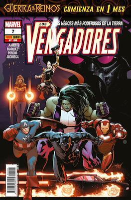 Los Vengadores Vol. 4 (2011-) (Grapa) #106/7