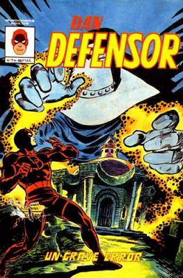 Dan Defensor (1981-1982) (Grapa) #7