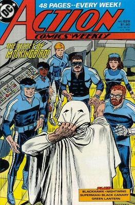 Action Comics Vol. 1 (1938-2011; 2016-) (Comic Book) #629