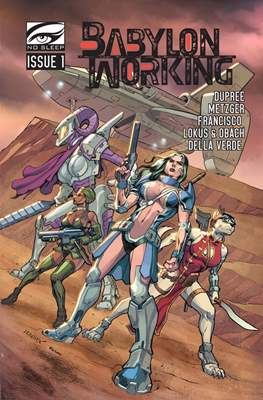 Babylon Working (Comic Book) #1