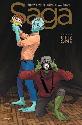 Saga (Comic-book) #51