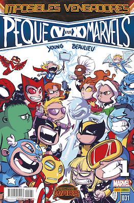 Imposibles Vengadores (2013-2018) (Grapa) #31