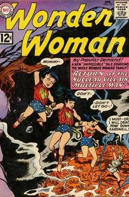 Wonder Woman Vol.1 (1942-1986; 2020-) (Comic Book) #129