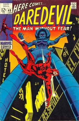 Daredevil Vol. 1 (1964-1998) (Comic Book) #48