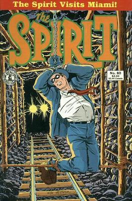 The Spirit (1983-1992) (Comic book. 32 pp) #80
