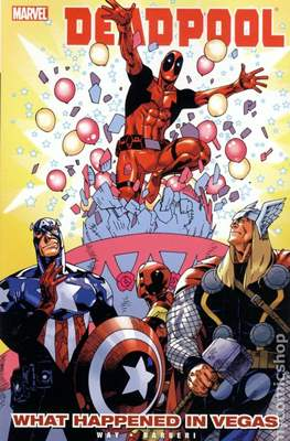 Deadpool (2008-2012) (Softcover) #5
