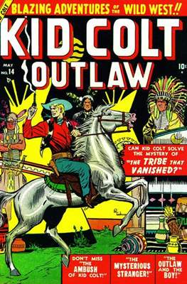 Kid Colt Outlaw Vol 1 #14