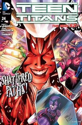 Teen Titans Vol. 4 (2011-2014) (Comic Book) #24