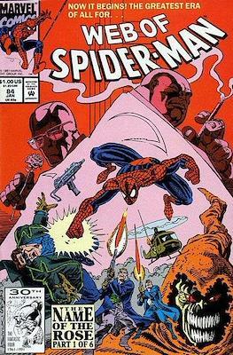 Web of Spider-Man Vol. 1 (1985-1995) (Comic-book) #84