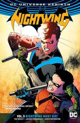 Nightwing (2016) (Softcover) #3