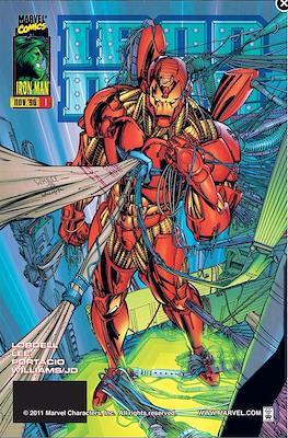 Heroes Reborn: Iron Man Vol. 2