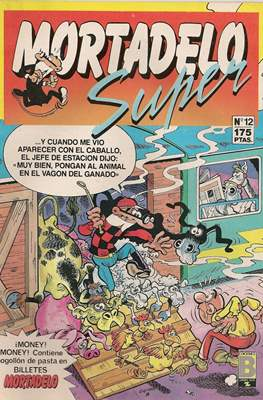 Super Mortadelo #12