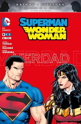Superman / Wonder Woman (Rústica) #4
