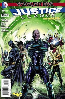 Justice League Vol. 2 (2011-2016) (Comic-Book) #30